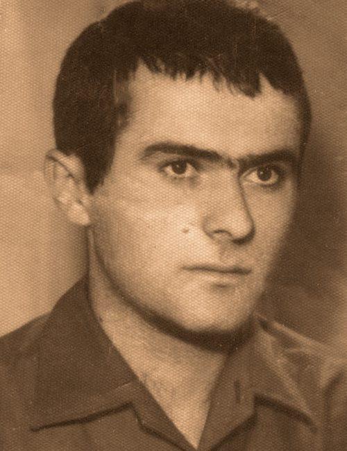 Душан Јевремовић, по доласку у Трстеник.