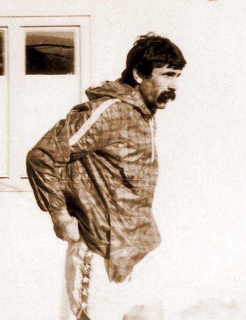 Живојин Илић - Чале, трстенички Герд Милер.